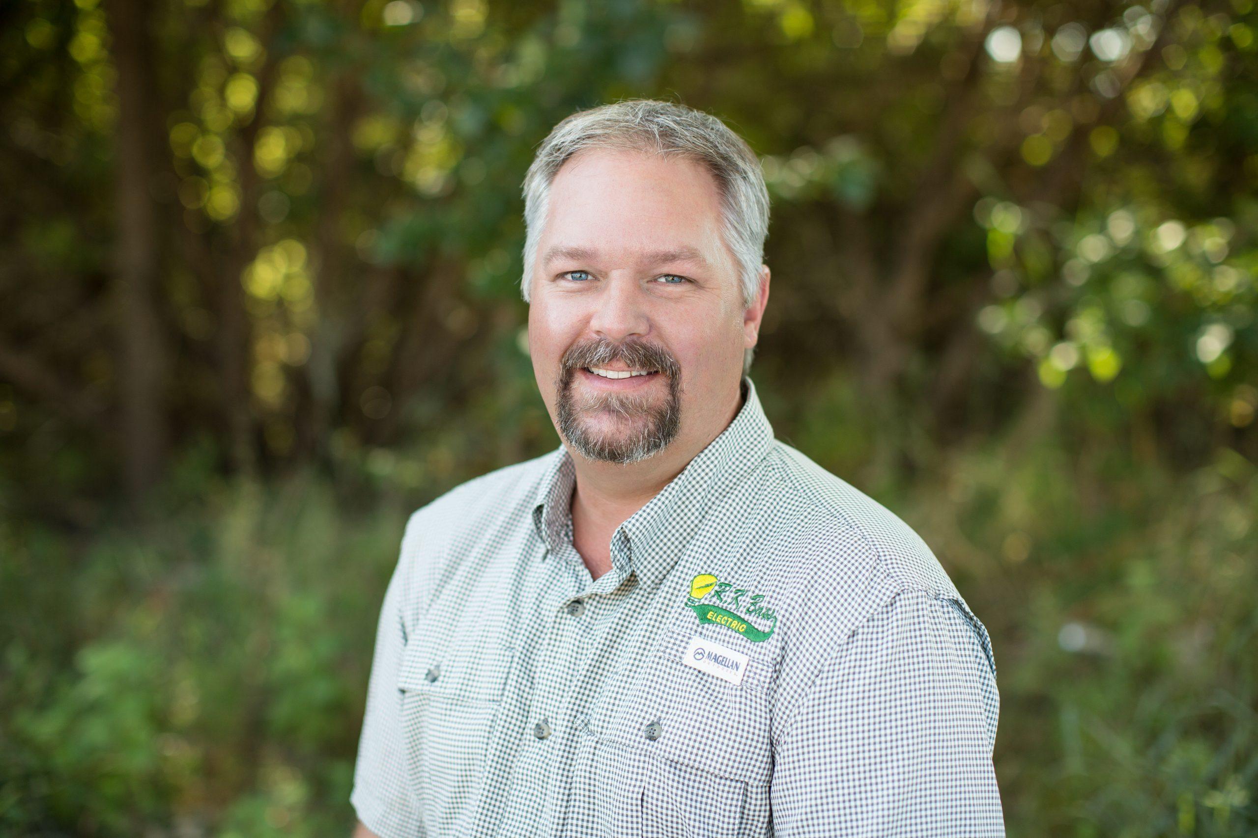 Corey Caskey | Design Construction Manager | R.K. Bass Electric, Inc.
