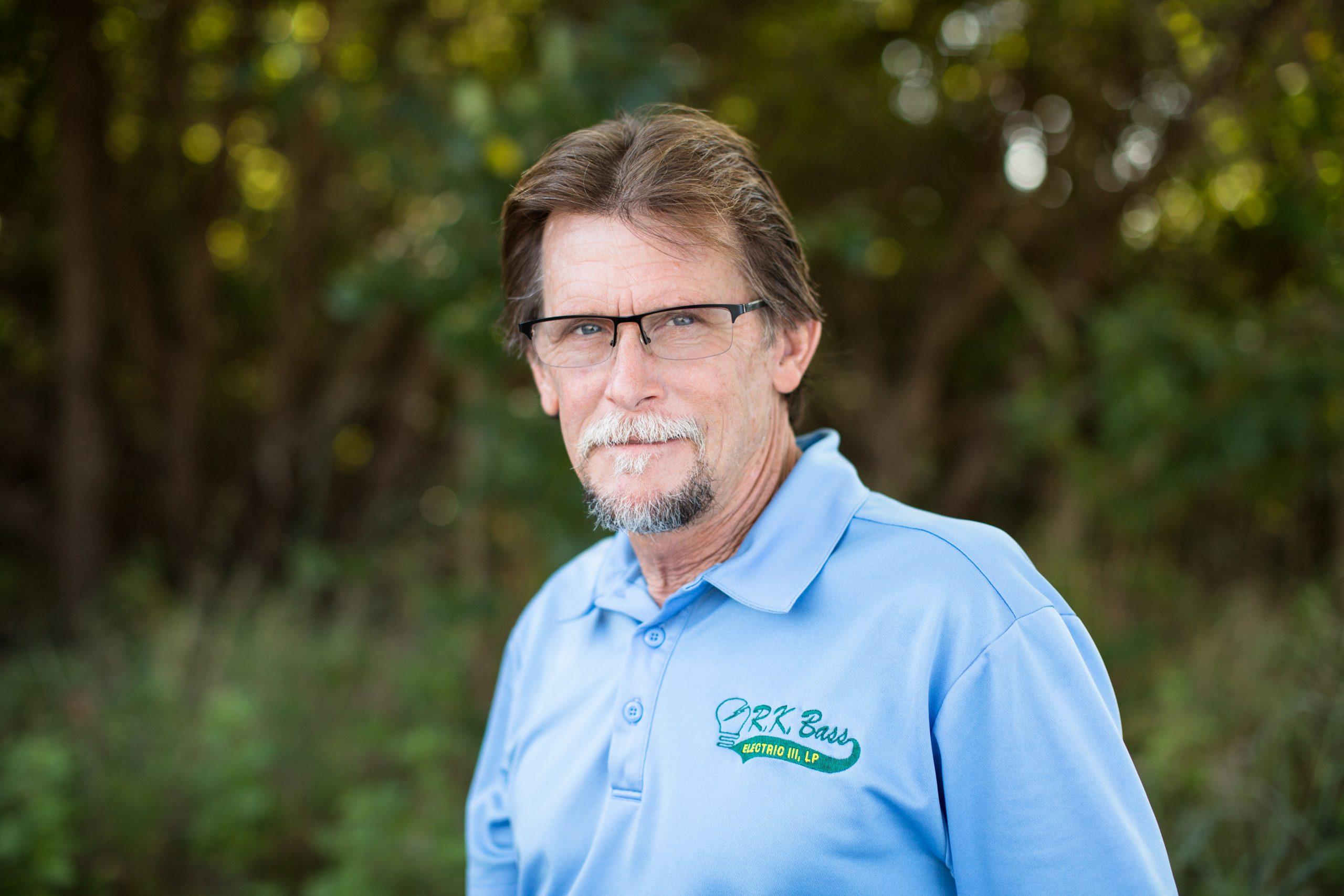 Steve Millsap | Project Supervisor | R.K. Bass Electric, Inc.